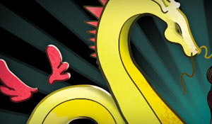 Kung Fu Promotions – Illustration