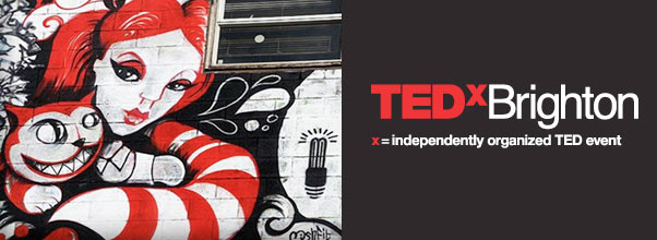 Mural creation for TEDx Brighton