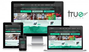 True Staging – Web Design & Branding