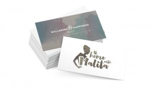 AHWM Wellbeing Blog – Logo design, Brand Identity, Web Design & Build